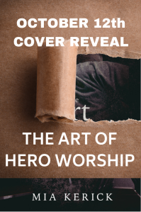 OCTOBER 12thCOVER REVEAL